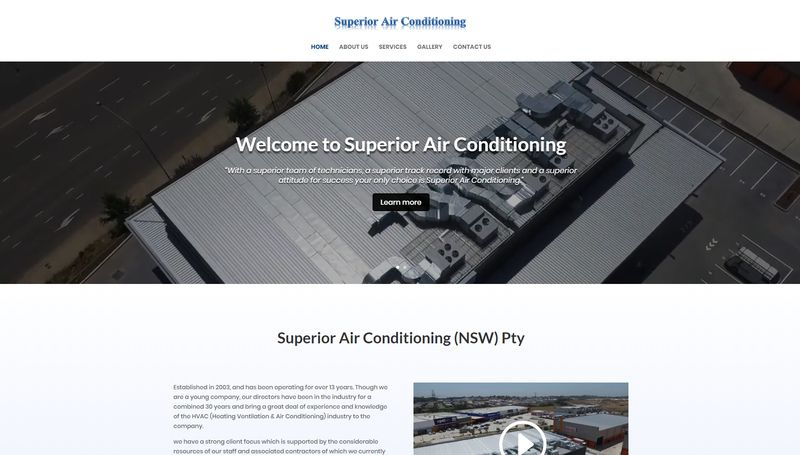 Superior Air Conditioning